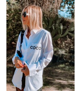 Maxi Camisa CoCo.